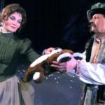 Луганський академічний український музично-драматичний театр. Мені являлась любов