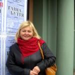 Лариса Трояновська у Дрогобичі